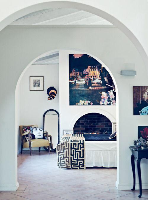 Jared Fowler photographer - interior design bedroom