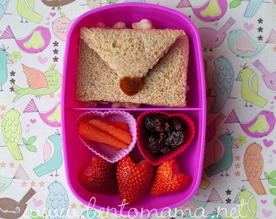 Love Letter Sandwich-So making this for Calaeb for lunch on Valentines day!