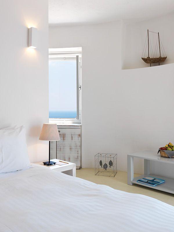 The Windmill Hotel - Kimolos by nikos reskos, via Behance