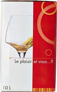 Dépagneux Vin Rouge France Beaujolais BIB J Brouilly 2014 10L