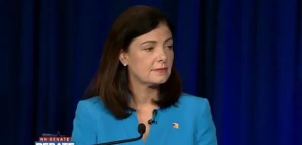 Kelly Ayotte May Have Lost Her Seat With One Answer At New Hampshire Senate Debate