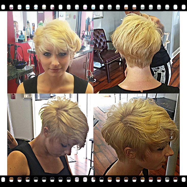 #444ever #Studio444 #blondeshavemorefun