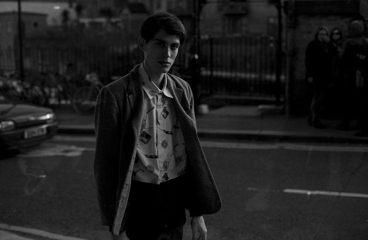 Photo: Manu Ridocci Model: Lewie Morris