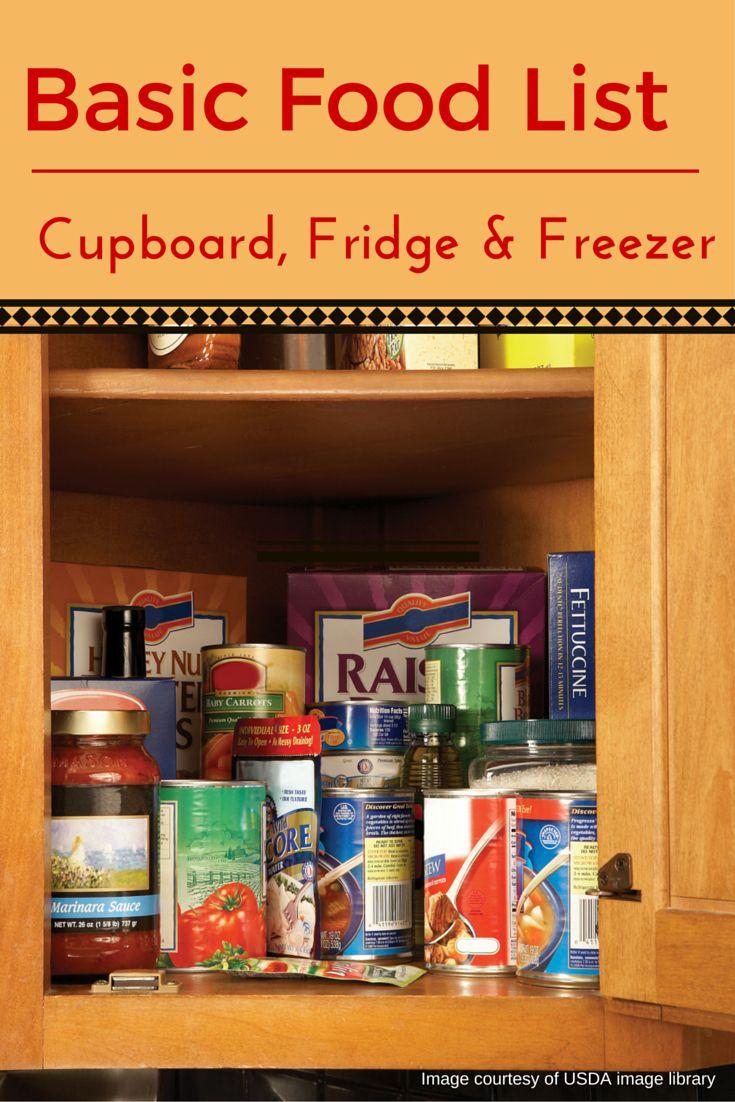 5 Basic Tips to Organize a Kitchen