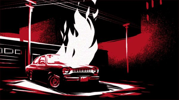 Crime:The Animated Series gif