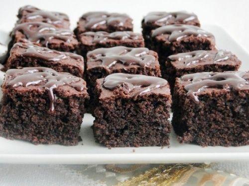 Negresa cu ciocolata - imagine 1 mare