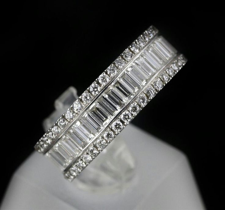 Wedding ring diamond sizes