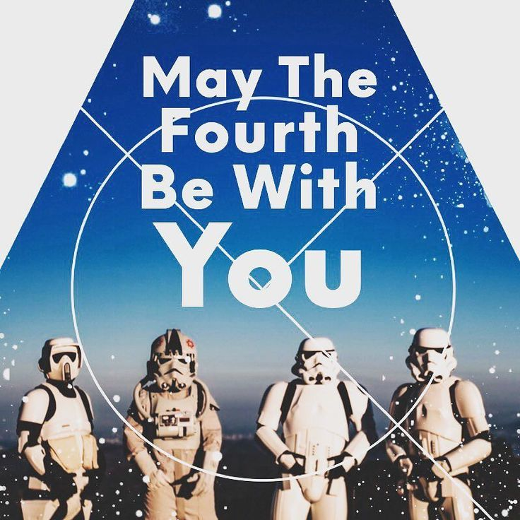 May The Fourth Be With You!! #stockholmseo #starwars #maythe4thbewithyou
