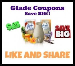 New Glade Coupons For Canada – Over $17 In Savings!!