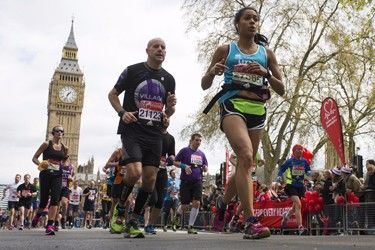 Virgin Half Marathon London