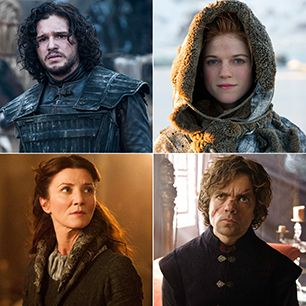 We've ranked 40 of the most memorable 'Game of Thrones' characters, from worst to best.