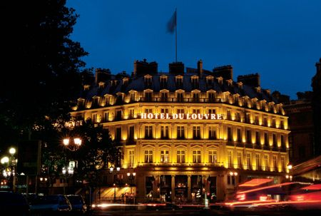 Michelin Star Restaurants Near Opera In Paris