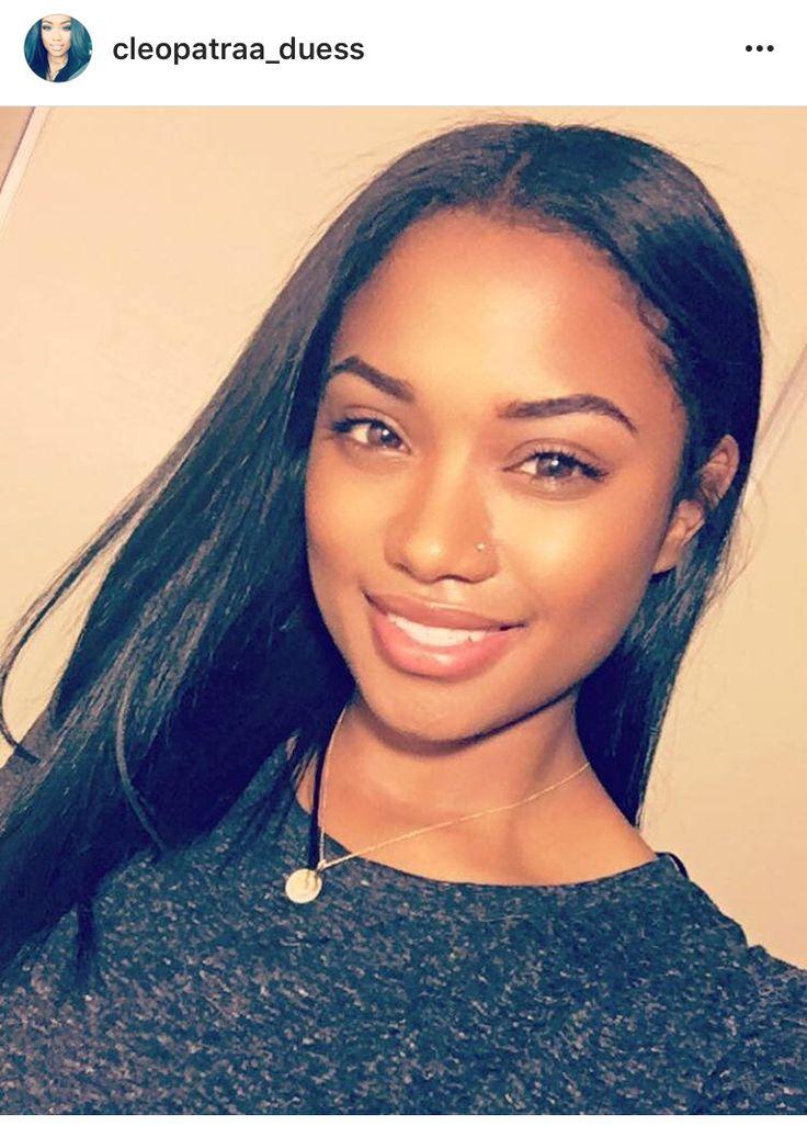25 Best Pretty Black Girls Ideas On Pinterest  Beautiful -6416