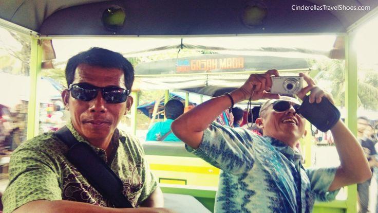 Being a star in Borobudur