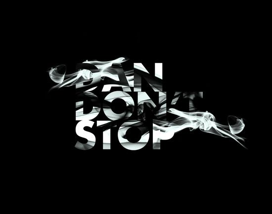 Smoke + Type: Types Letters, Daneil Gordon, Amazing Typography, Daniel Gordon, Typography Design, Graphics Design, Beautiful Typography, Behance Network, Smoke Types