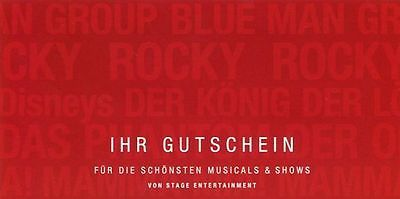 Oberhausen Disneys Musical TARZAN Tickets Kat. 1 Di Mi Do mit Geschenkgutscheinsparen25.com , sparen25.de , sparen25.info