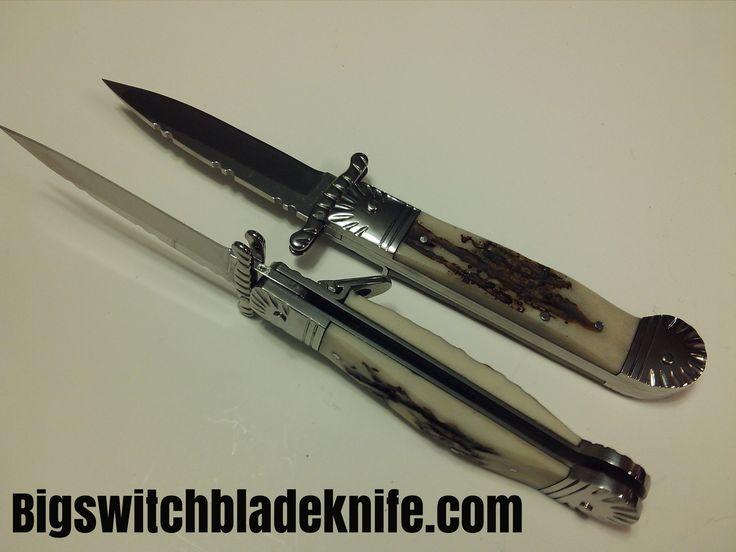 Big switchblade knife - Knives, Knives for Sale, Buck Knives | Big switchblade knife
