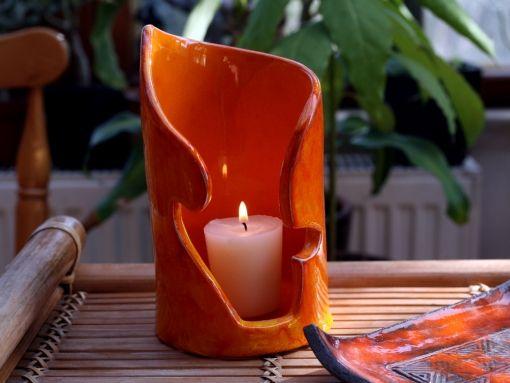 Binbir Gece Mumluk - candleholder.