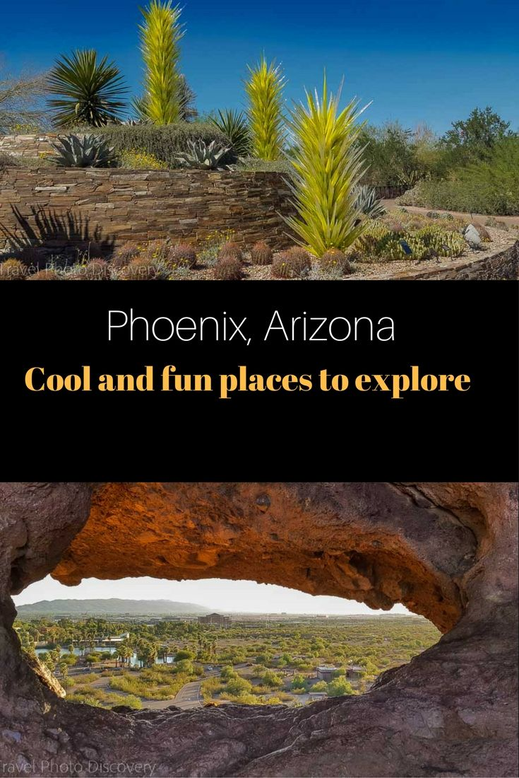 Fun and cool things to do in Phoenix, Arizona. l Popular desert areas, beautiful landscape and fun things to do in Phoenix l What to do and see in Phoenix, Arizona. Check out the latest post here - http://travelphotodiscovery.com/weekend-getaway-to-phoenix-arizona/