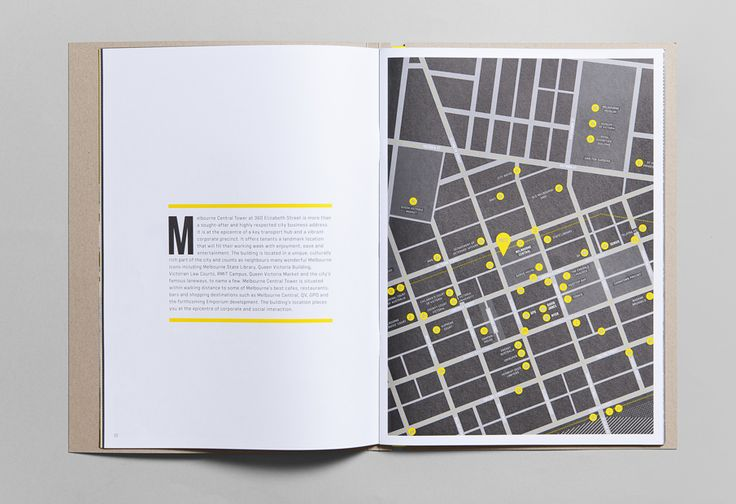 In early 2013, This is Ikon was appointed the creative agency for Melbourne Central Tower, a premium asset in the GPT Group portfolio. Ikon worked on repositioning the brand to develop and produce new corporate marketing collateral including a leasing brochure and website. This work highlighte