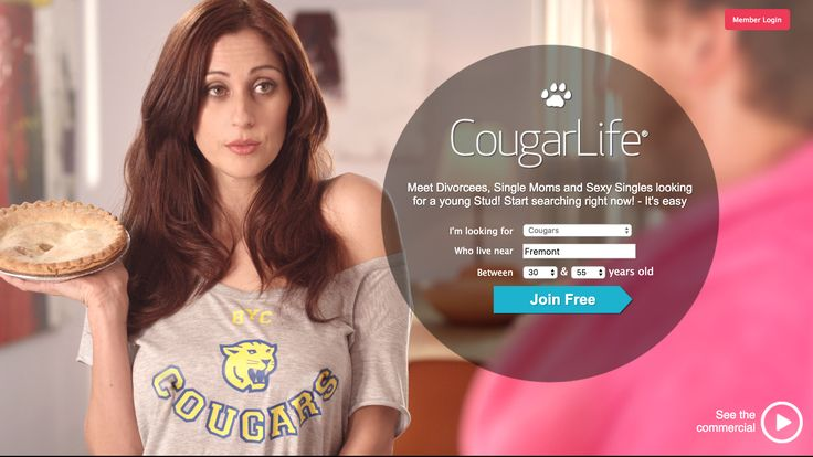 Are there any free cougar dating sites