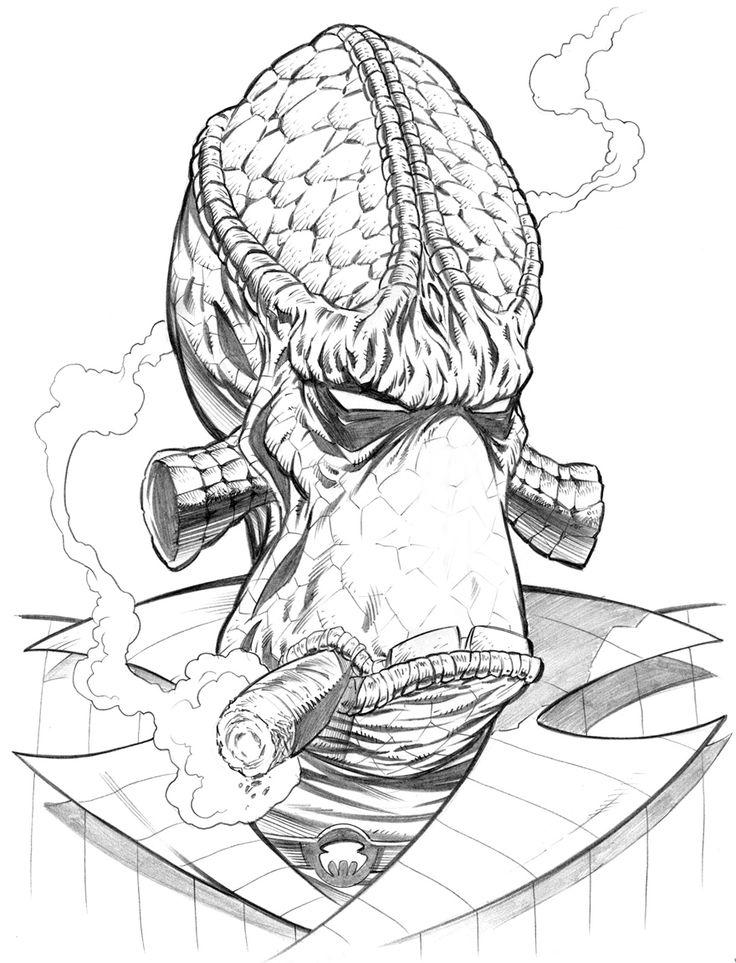 Oddworld: Mullok the Glukkon by blogzilly.deviantart.com on @DeviantArt