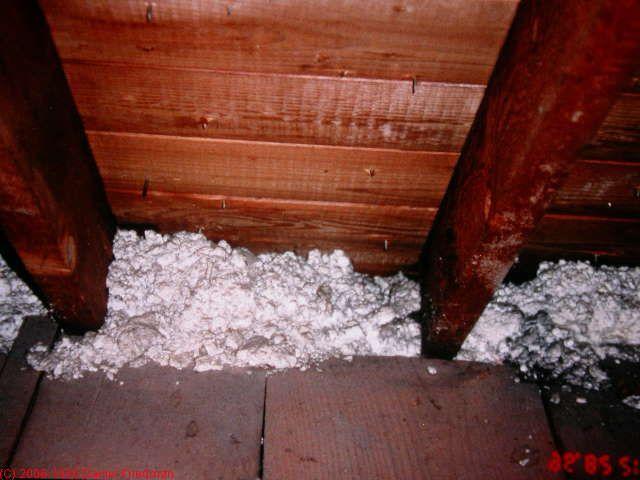 Loose Fill Asbestos Building Insulation Insulation Removal Insulation R Value