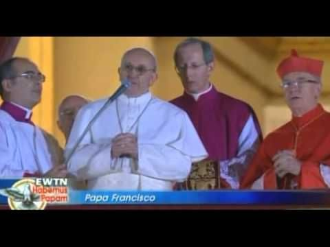 Habemus Papam: Cardenal Bergoglio es el Papa Francisco I