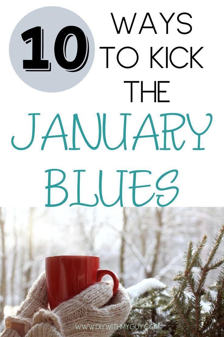 10 Best Ways To Beat The Winter Blues Diy With My Guy In 2020 Winter Blues Stress Relief Tips Blues