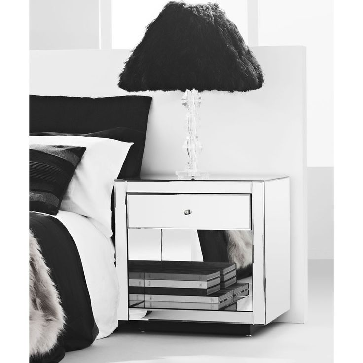 Sophisticated New York Bedside Table :)