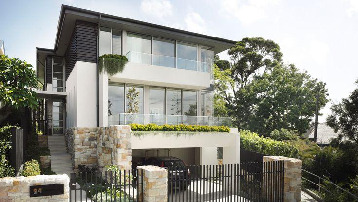 Corben Architects | Wallace Street House www.corben.com.au