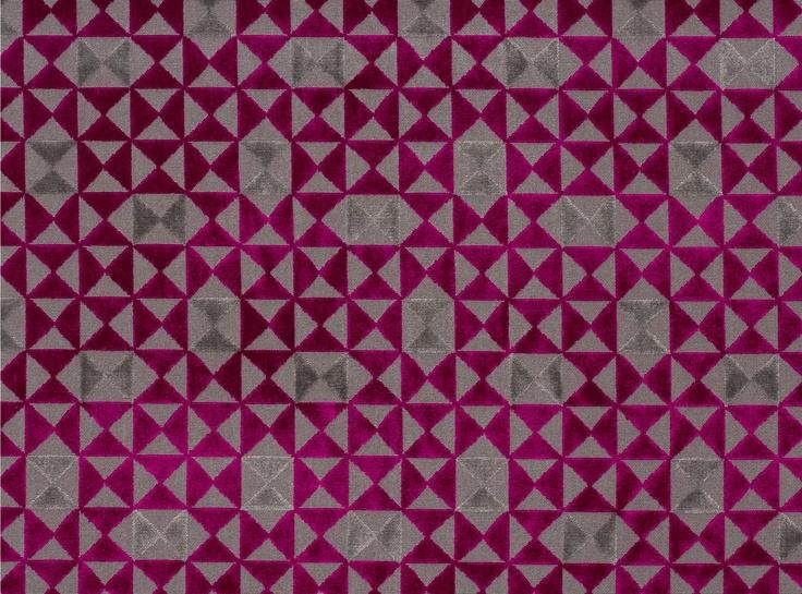 Caspia Peony - Romo Fabrics
