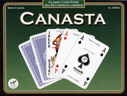 Canasta games-of-the-1950s   I learned from my Grandma; would love to play now but no one is interested :(