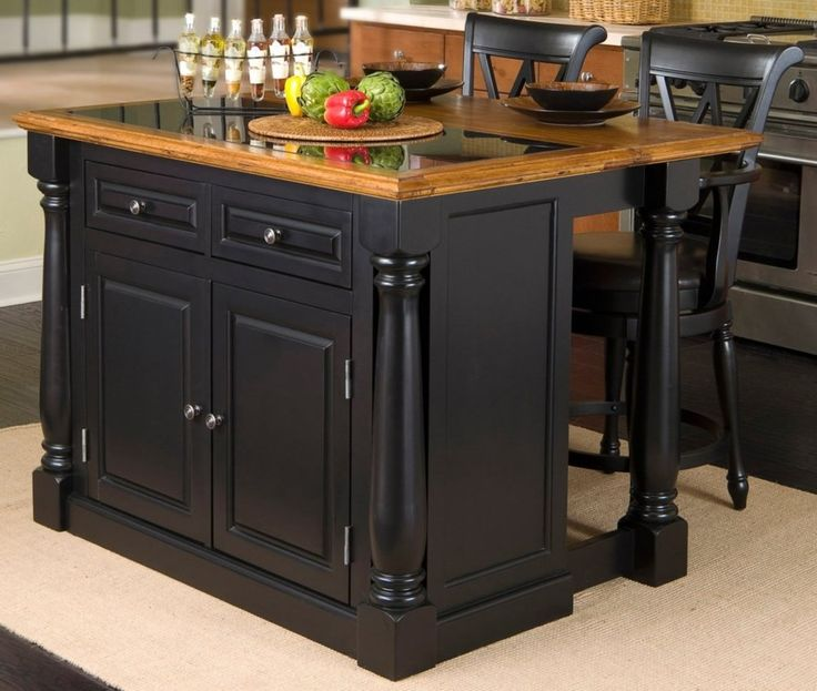 small kitchen island monarch ~ http://makerland.org/comfortable-small-kitchen-islands-with-seating/