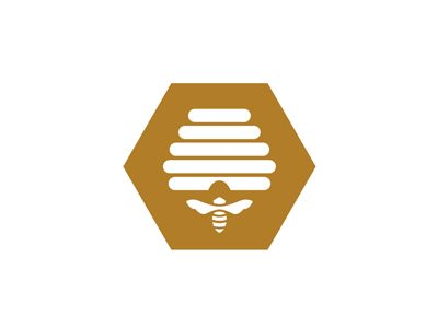 Bees, Beehives, and Sticky Honey Design / Design Tickle