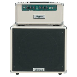 $499.98 Ibanez TSA15H TSA112C Tube Screamer Amp Half Stack | Sam Ash Music 1-800-4-SAMASH