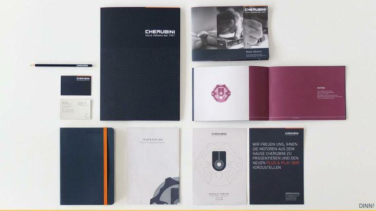 http://dinndesign.com/en/works/new-brand-identity-to-push-the-brand-positioning #dinndesign #project #brandidentity Cherubini: new brand identity to push brand positioning