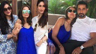Inside Pics: Kareena Kapoor Khan, Malaika Arora, Saif Ali Khan Ringing In Amrita Arora's 40th BirthdayIn Goa