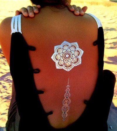 Флеш тату | Временные татуировки