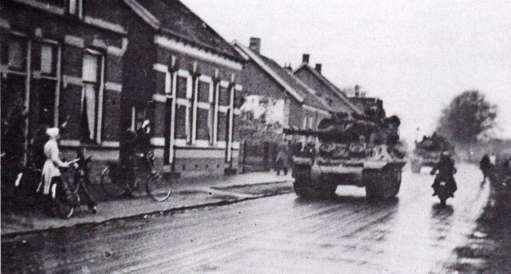 Parkweg Enschede (jaartal: 1940 tot 1945) - Foto's SERC