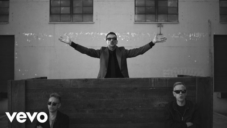 """""""Where's The Revolution"""" Video  The official video for Depeche Mode's new single """"Where's The Revolution,"""" directed by the band's longtime collaborator Anton Corbijn, is out now."""