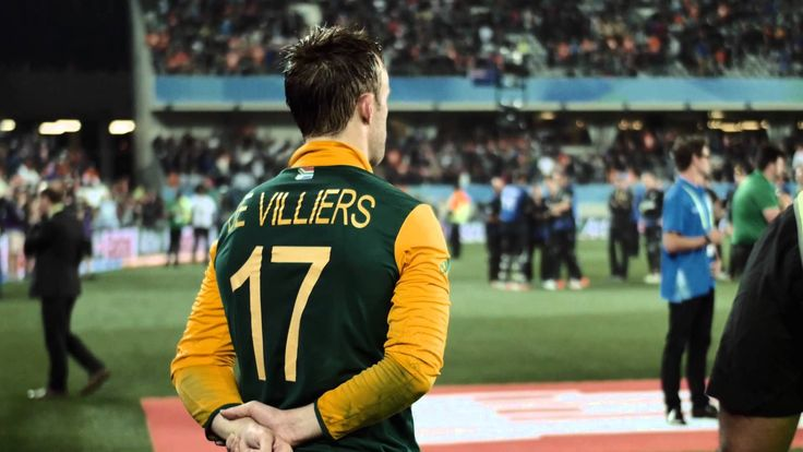 AB de Villiers message to South African fans