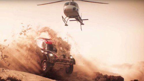 Dakar 18 video game renders a fresh take on rally simulations