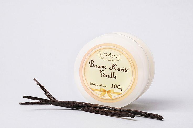 Cudowny, ciepły i uzależniający zapach wanilii z Madagaskaru zamknięty w balsamie na bazie masła shea i oleju arganowego.