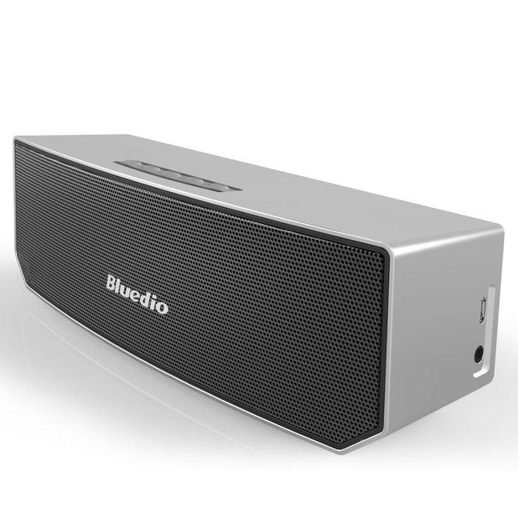 Bluedio BS-3 (Camel) Mini Bluetooth Speaker