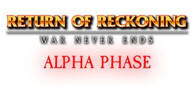 Warhammer Age of Reckoning (WHF MMO) has a private server up now (in Alpha). Return of Reckoning.