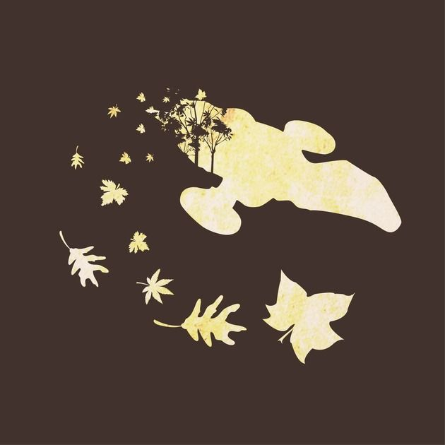 A leaf on the wind. Serenity. Firefly https://www.teepublic.com/show/31593-leaf-on-the-wind