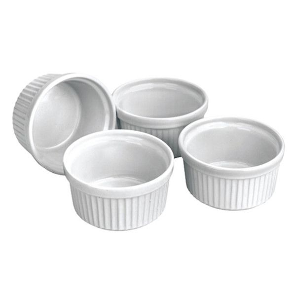 Molde para sufle o cream brulé