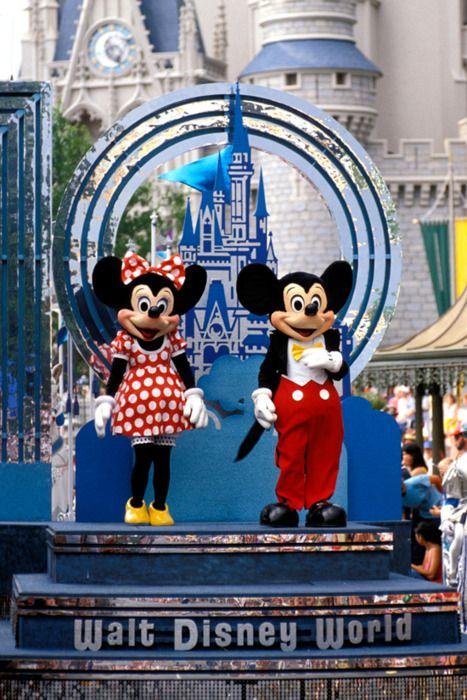 Waking up at Disney - shaynizzle: Walt Disney World's Magic Kindom's...
