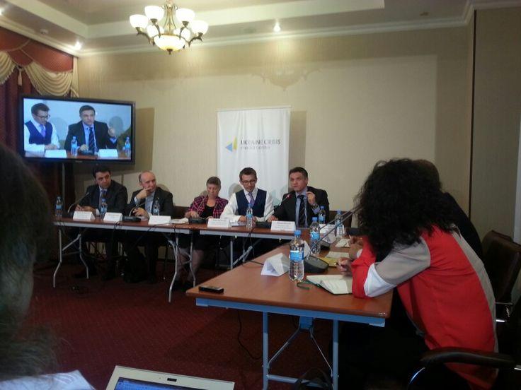 Круглий стіл з питань адмінреформи України.